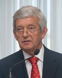 His Excellency Eimert van Middelkoop